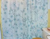 """Shower Curtain - """"Jamesport Poppies"""""""