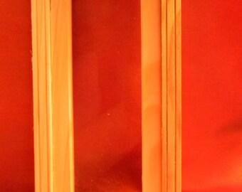 Dollhouse Door - Store Door - Shop Door  Miniature Dollhouse Size 1/12th Scale