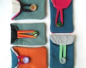 cell phone and smartphone covers made from repurposed fabrics