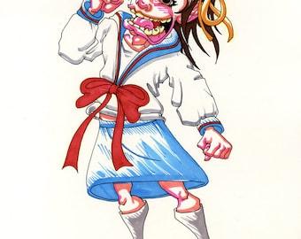 Haruhi Suzumiya, Marker Drawing  --SALE--