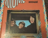 The Monkees annual hardcover book 1968