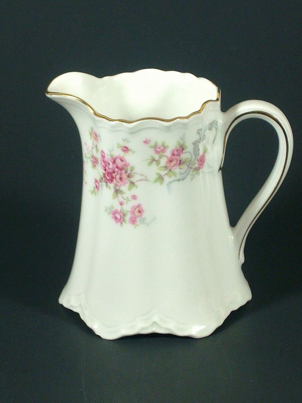 hutschenreuther richelieu cream pitcher. Black Bedroom Furniture Sets. Home Design Ideas