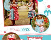 Stella Dress pattern...