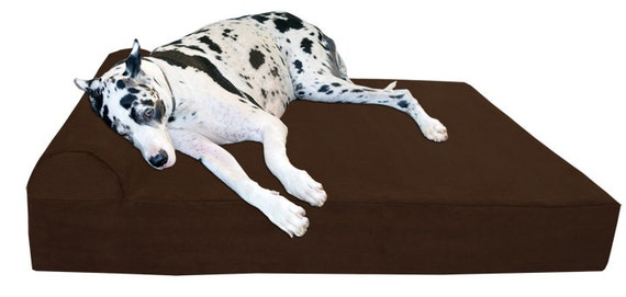 Giant size big barker 7 orthopedic dog bed for large for Big barker pet bed