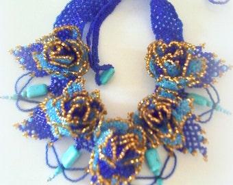 """Necklace by cleavage """"Garden of Eve"""",collane da decollete e maxi"""