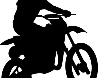"VMX Vintage Motocross Decal (2.75"" x 4.25"")"