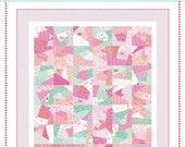 Playful quilt pdf pattern