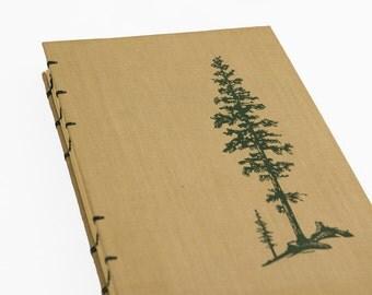 1947 TAMARACK TREE Vintage Notebook Journal