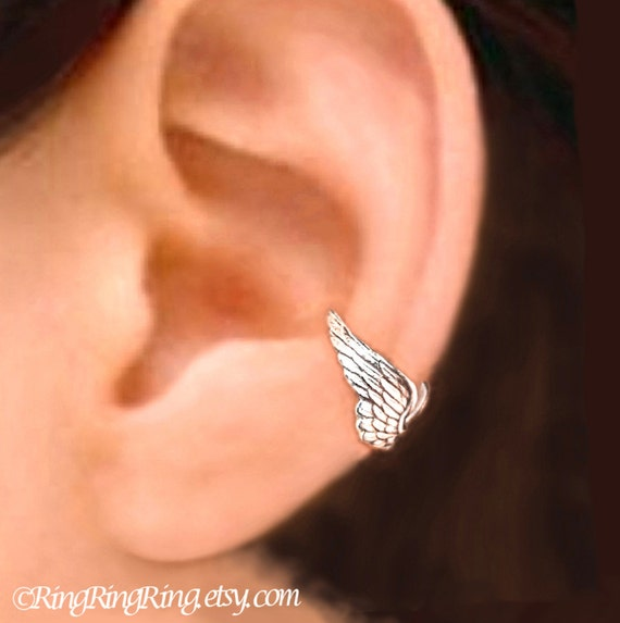 Earring In Left Ear Of Man