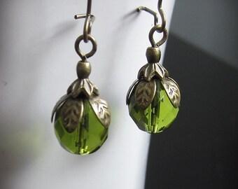 Absintheberry Earrings