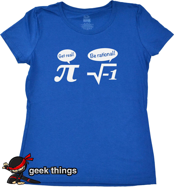 Math T Shirt For Women Womens Science Mathematics Shirt Funny