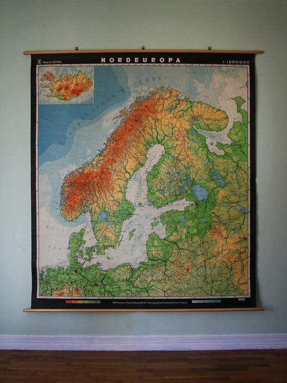 Map of Nordeuropa-Huge