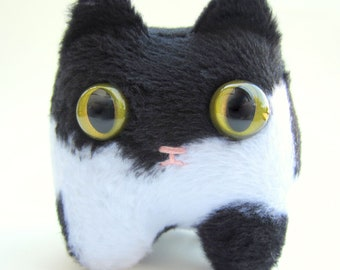 Mico the Spotted Kitty: Tiny, Curious, and Adorable Stuffed Plush Kitten