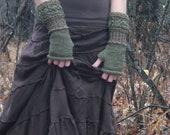 Fingerless Gloves, Knit Fingerless Gloves, Wrist Warmers, Knit Wrist warmers, Knitted Gloves, Hand Knit Gloves, Mori Girl, Autumn Colors