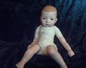 Dianna  Effner Porcelain  Doll