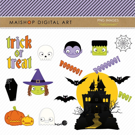 halloween clipart invitations - photo #40