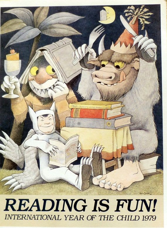 Maurice Sendak Reading Is Fun International Year of the