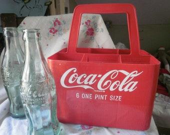 Coca Cola Plastic Carrier