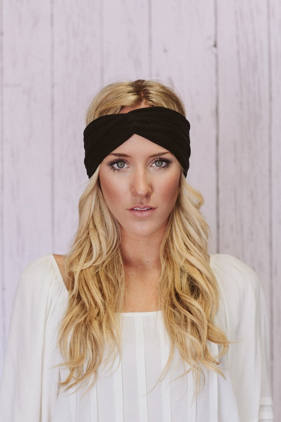 Make Turban Headband Turban Headband Women's Jersey