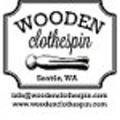 WoodenClothespin