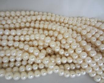 Cultured Pearls 7-8mm qty. 1 strand