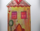 Playing Card House No.4