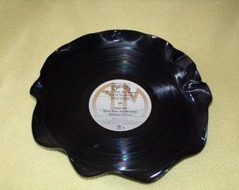 Carpenters record bowl