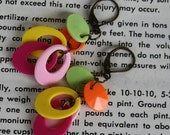 Fruit Loop - earrings clearance