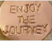Enjoy the Journey by Jean Skipper - Photo Post Card and Art Print with Envelope