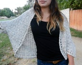Crochet Shrug Cardigan Pattern: The Somerset Shrug Pattern