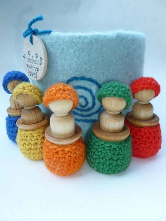 Rainbow stack and sort set