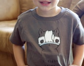 I Fight Crime Toddler Tees