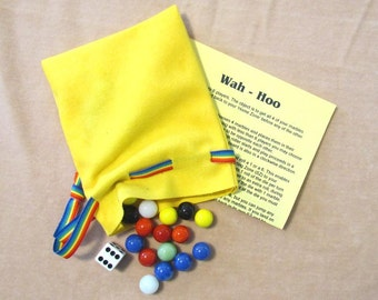 Replacement Marbles for 6 Player Wah Hoo Boards