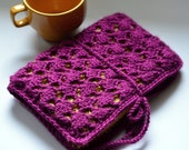 Lace Crochet eReader Case with Pocket Nook Kindle - Custom Colors - MADE TO ORDER