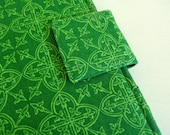 Kindle Touch Cover, Kobo Cover - Green Medallions for St Patricks Day, Clearance