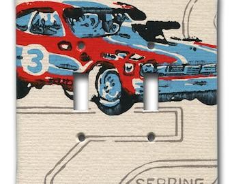 Motorsport Funny Car Gearhead 1970's Vintage Wallpaper