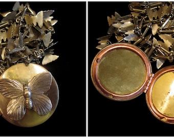 Flutterbye Necklace Version II