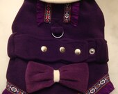 MADE TO MEASURE - warm pet - dog winter coat - Polar fabric - other colors are possible