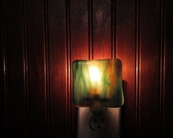 Green Meadow Night Light No. 486