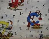 MM Grande Alfabeto - 4 yards - LAST CUT - Michael Miller quilt weight fabric