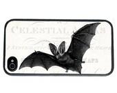Vintage Bat Phone Case for  iPhone 4 4s 5 5s 5c SE 6 6s 7  6 6s 7 Plus Galaxy s4 s5 s6 s7 Edge