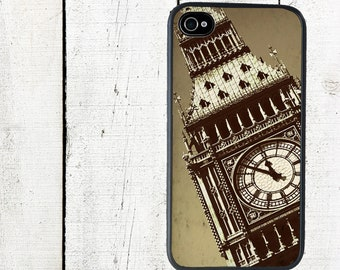 Big Ben Phone Case for  iPhone 4 4s 5 5s 5c SE 6 6s 7  6 6s 7 Plus Galaxy s4 s5 s6 s7 Edge