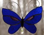 Blue Fly Away Butterfly
