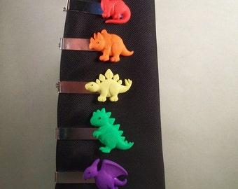 Dinosaur Tie Clip (your choice)