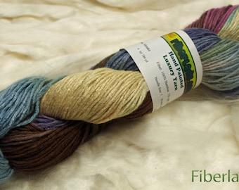 Hand painted Metake Bamboo yarn, 4 oz, Summer Shades
