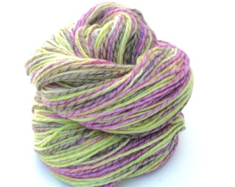 Thistle, Twisted, Hand Painted, Hand Dyed, Yarn