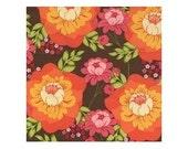 Fabric Sale Sandi Henderson Meadowsweet Splashy Rose Michael Miller  1 Yard