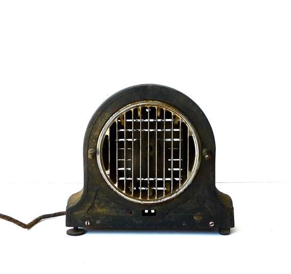 Vintage Art Deco Landers Frary & Clark Universal Electric Heater Working