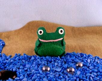 rrrrrrrrribbit rrrrrrrrribbit - a silly green frog