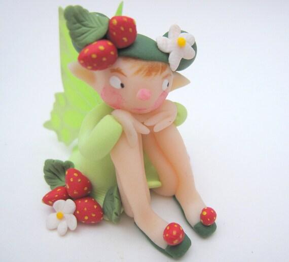 The strawberry fairy